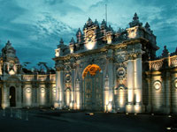 dolmabahcepalace
